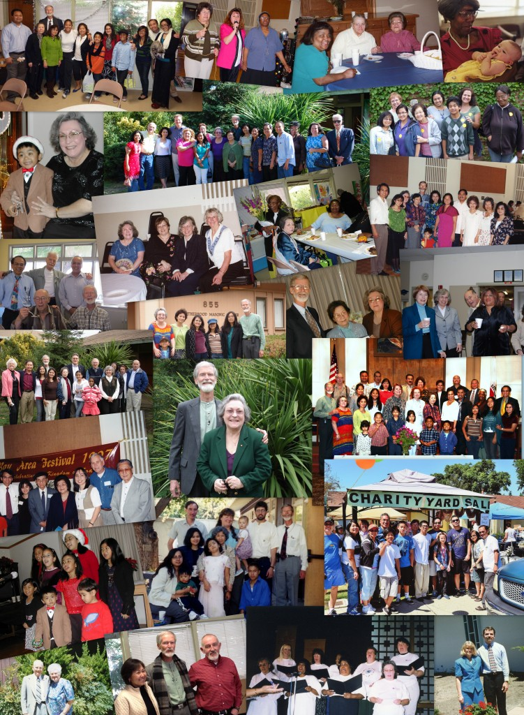 18-1/2 years of ministry in San Francisco and San Leandro churches